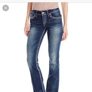 See you there pica woman's bluejeans size W30/33